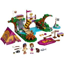 Lego Friends SPŁYW PONTONEM (Adventure Camp Rafting) 41121, klocki