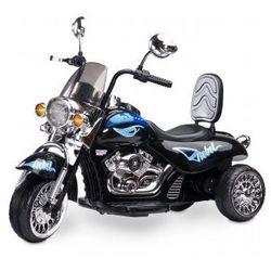 Toyz Rebel motocykl na akumulator black z kategorii pojazdy elektryczne
