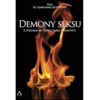 Demony seksu. Z udziałem ks. Piotra Glasa, Egzorcysty. Książka + DVD (film)