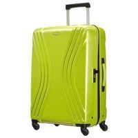 Duża walizka american tourister 91a vivotec zielona limonka - zielona limonka marki American tourister by sam