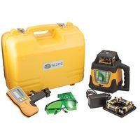 Niwelator laserowy  nl311g (+ statyw + łata) marki Nivel system