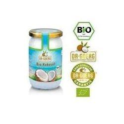 Olej kokosowy tłoczony na zimno BIO 200ml - Dr Goerg z kategorii Oleje, oliwy i octy