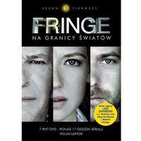 Galapagos Fringe: na granicy światów, sezon 1 (7dvd) - różni (7321909257436)