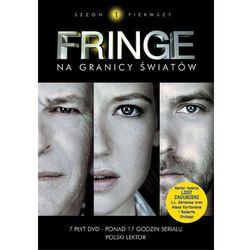 Film GALAPAGOS Fringe: Na granicy światów (Sezon 1), towar z kategorii: Seriale, telenowele, programy TV