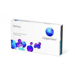 Biofinity 3 szt, marki Coopervision