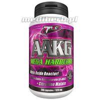 AAKG Mega Hardcore 120 kap. - więcej nasienia, silniejsza erekcja