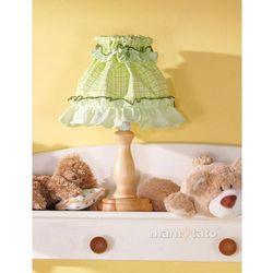 MAMO-TATO Lampka Nocna Miś z serduszkiem w zieleni, kup u jednego z partnerów