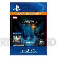 Dragon age: inkwizycja - zstąpienie dlc [kod aktywacyjny] marki Sony