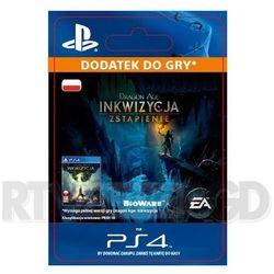 Dragon age: inkwizycja - zstąpienie dlc [kod aktywacyjny], marki Sony