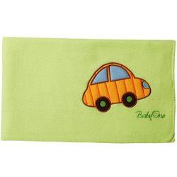 Kocyk polarowy - samochodzik BabyOno - samochodzik