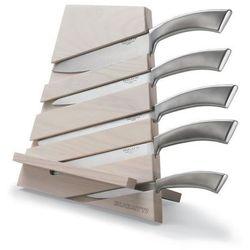 Bugatti - trattoria blok noży, jasne drewno