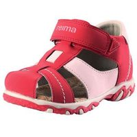 Sandały Reima Messi koralowo-różowe z zakrytymi paluszkami z kategorii Pozostała moda i styl