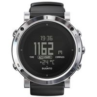 SUUNTO SS020339000 CORE BRUSHED STEEL ()