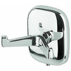 Haczyk łazienkowy podwójny nova 2 chrom marki Ba-de