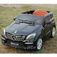 Samochód na akumulator MERCEDES ML63 AMG WERSJA EXCLUSIVE, MIĘKKIE SIEDZENIE, LAKIER, PILOT 2.4 Ghz