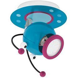 Eglo  95941 - lampa dziecięca laia 1 1xgu10-led/3w/230v, kategoria: oświetlenie dla dzieci