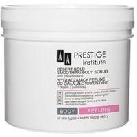 Aa prestige institute Aa prestige institue desert gold smoothing body scrub wygładzający peeling do ciała z