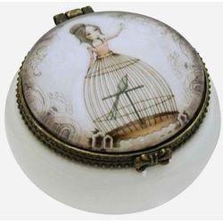 Mirabelle, Lost Song, ceramiczne pudełka na ozdoby, duże