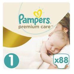 Pieluszki Pampers Premium Care Newborn rozmiar 1, 88 szt. z kategorii Pieluchy jednorazowe