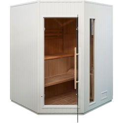 Sauna fińska z piecem E3C White (5902425322390)