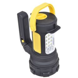 Proplus wielofunkcyjna latarka 2 w 1 15 w led + 12 smd 440115 (8718546658020)