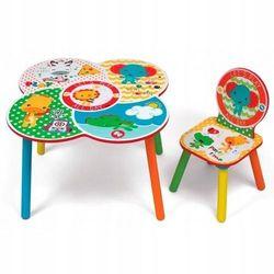 Krzesełko + stolik Fisher Price (8430957100003)