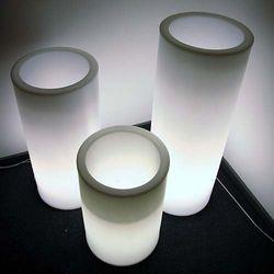 Donica podświetlana LED HEBE 50 cm - sprawdź w wybranym sklepie