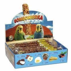 Nestor Bombonierka dla małych papug (pokarm dla ptaków)