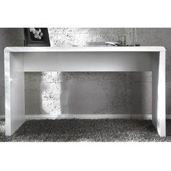 Biurko white bottom - 76cm x 120cm x 60cm od producenta Interior