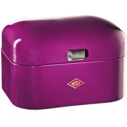 Wesco - Pojemnik na pieczywo Grandy - fioletowy - fioletowy