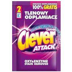 Odplamiacz tlenowy Clever Oxy Attac - 60 g / saszetka (wybielacz i odplamiacz do ubrań) od Sklep Internetowy