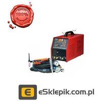 Ideal TECNOTIG 220 AC/DC PULSE + zestaw TIG - inwertor spawalniczy TIG/MMA