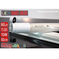 Świetlówka Tuba Rura Oprawa LED 10W T8 60 cm (świetlówka)