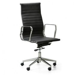 B2b partner Fotel biurowy style l, czarny