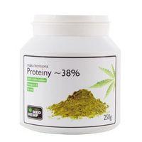 Mąka konopna Proteiny ~ 38% 250g w puszce, BD0F-3445F