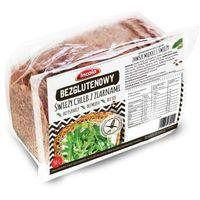 Saluteo Chleb świeży z ziarnami bezglutenowy 350g incola (5902768989212)
