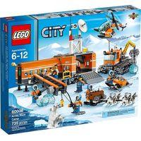 Lego CITY Arktyczna baza 60036