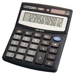 Kalkulator sdc812. marki Citizen