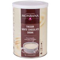 Monbana Biała czekolada na gorąco  tresor 500g