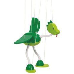 Marionetka dla dzieci - Dinozaur Nepomuk - produkt dostępny w www.epinokio.pl