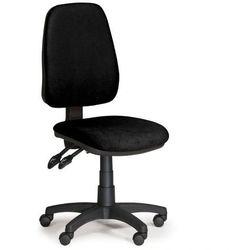 B2b partner Krzesło alex bez podłokietników – czarny