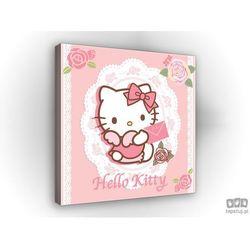 Obraz hello kitty – listonosz ppd637 marki Consalnet
