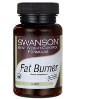 Tabletki Fat Burner - Kompleks wspierający odchudzanie (60 tabl.) Swanson