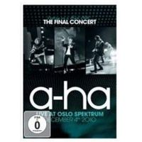 A-Ha Ending On A High Note, The Final Concert, Live At Oslo (0602527675701)