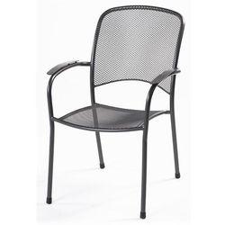 RIWALL krzesło ogrodowe Carlo dark gray, kup u jednego z partnerów
