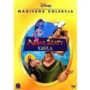 Zaczarowana kolekcja: Nowe Szaty Króla (DVD) - Mark Dindal. DARMOWA DOSTAWA DO KIOSKU RUCHU OD 24,99ZŁ (7321917506472)