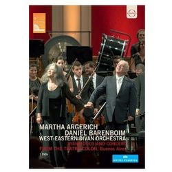 Piano Duos And Concert From The Teatro Colon Buenos Aires (DVD) - Martha Argerich, Daniel Barenboim, West-East