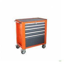 Malow Wózek narzędziowy wwt 75a na kółkach zamykany metalowy