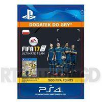 FIFA 17 1600 Punktów [kod aktywacyjny] (0000006200099)