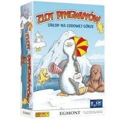 Zlot pingwinów. gra planszowa wyprodukowany przez Egmont